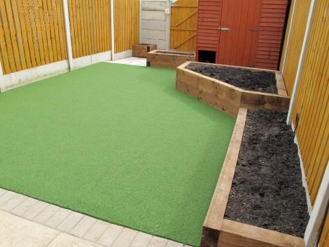 Small Garden Designs Ideas For A Square Garden PDF on Small Square Patio Ideas id=41202